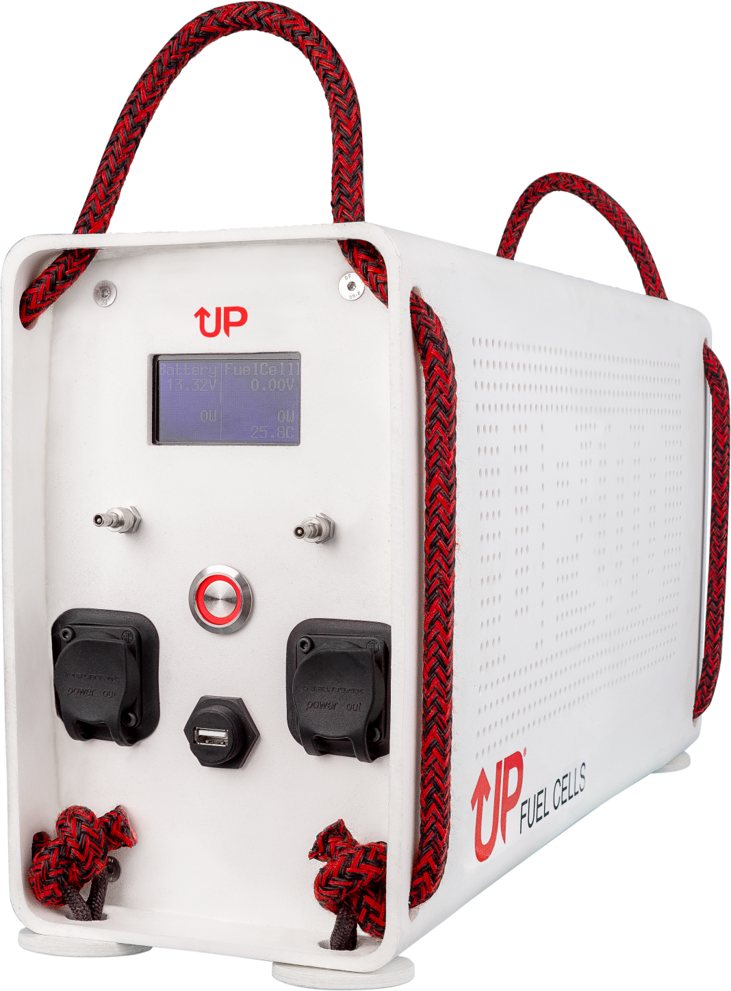 UP400 The most compact portable FC-SMARTGEN system in the world